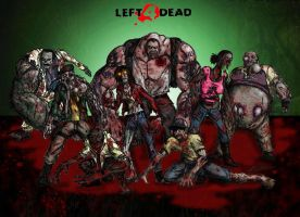 Left2Die Colour by taresh