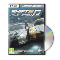 Need For Speed Shift 2 Unleashed by AssassinsKing