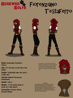Fiore Reference Sheet by ValeTheHowl