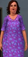 Carmen Reyes- Sims 3 by pudn