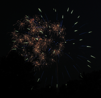 Firework Image 0554 by WDWParksGal-Stock