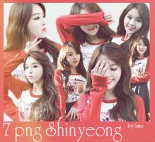 Png ulzzang Kim Shin Yeong by Lime by desanhdep1