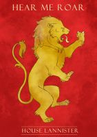 House Lannister by TheDoomKat