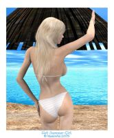 Hot Summer Girl Entry 26 by ThePin-upGallery