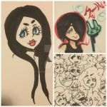 Sketchpad collection - 03 by Caomha