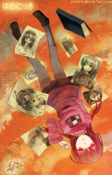 Yume Nikki by yunare
