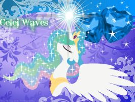 Celei Waves by Mobin-Da-Vinci
