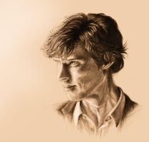 Benedict Cumberbatch 8D by Atarial