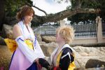 Yuna and Tidus: First Love by NekoFlameAlchemist