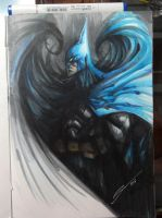 Batman Sketch by Sandoval-Art