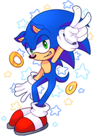 Sonic! by RayFierying