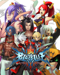 Blazblue CP mock cover by 4rca