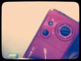 My new phone :3 by AmourSucreFans