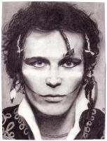 Adam Ant - Proud Warrior by backinburntcity