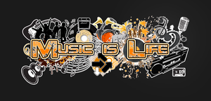 Music is Life by JCska