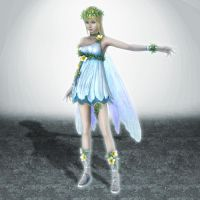 Warriors Orochi 3 Wang Yuanji by ArmachamCorp
