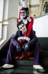 Harley Quinn / Dr. Harleen Francis Quinzel from Ba by stockinganime