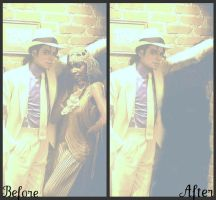 Michael smooth criminal by vasouli1000
