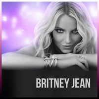 Britney Spears - Britney Jean (without sticker) by ColourCrayon