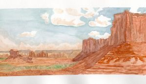 Red Canyon by agataylor