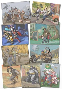 Compilation Piece by davidstonecipher