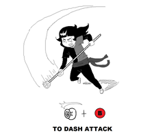 To Dash Attack by Vectony