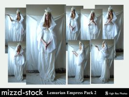 Lemurian Empress Pack 2 by mizzd-stock