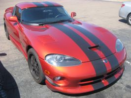 Dodge Viper RT10 Stripes by granturismomh
