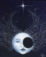 Maiden in the Moon revamped by the-frizz