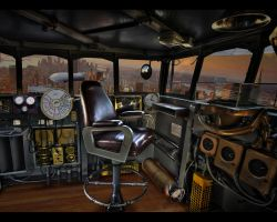 Airship Cabin 1280x1024 by syntaxerroronlinenul