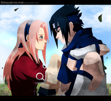 SasuSaku: If by Shirayuki-no-Mai