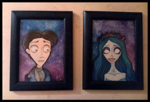 Corpse Bride for Sale by leneanderson