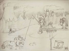 polluted world by fidodido69