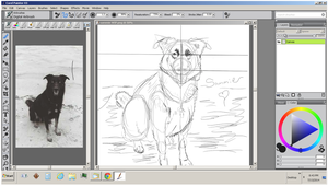 Screen Shot Sammie WIP by Jenny42