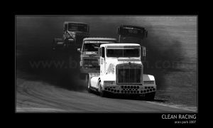 Clean Racing by bigshotdan