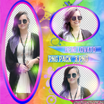Demi Lovato PNG Pack 3 by MyNutella