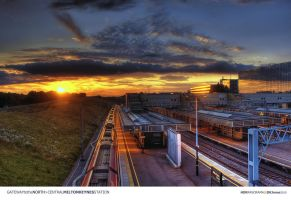 Central MK Panorama by dkj1974