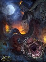 Snake of thousands curses by Cynic-pavel