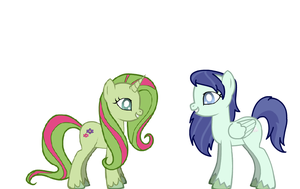 Spectra and Venus by GaiaGirl2468