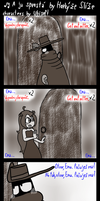 Get out rotter! (comic to the song) by SailorRaybloomDZ