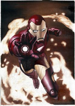IronMan by byConver