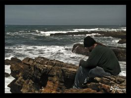 Ponder on the Shore by iFix
