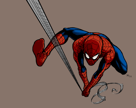 Idrewspidermanonenight by saddamoil