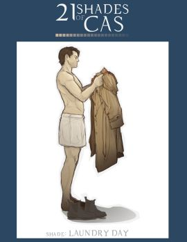 21 Shades of Cas ~ laundry day by Sempaiko