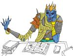 I studied for centuries ... but I did not understa by NecronSautekh