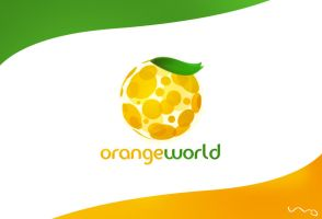 Orange World by MaCiupa-eMCe