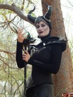 Maleficent Cosplay by CLeigh-Cosplay