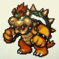 Bowser by Garrosa