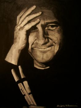 Phil Collins by mneferta