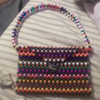 Kandi purse done by ninjalove134